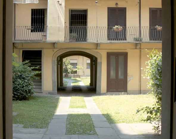 Affitto temporaneo torino monolocale giardino affitti for Monolocale arredato affitto torino